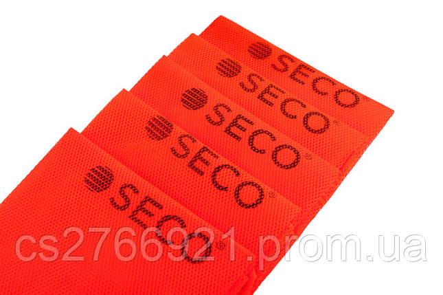 Манишка для футбола цвет: оранжевый SECO , фото 2