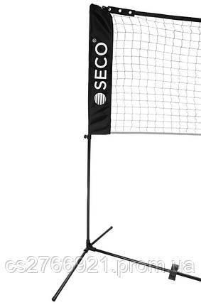 Сетка SECO для футбол-тенниса, большого тенниса, бадминтона 5м, фото 2