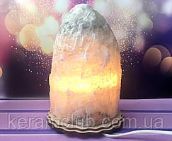 Соляной светильник Скала большая 12*18 см