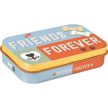 Коробочка для корма животных Nostalgic-Art Friends Forever (82203)