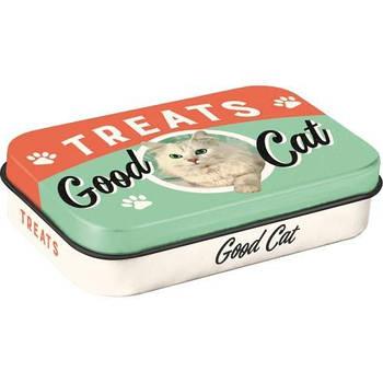 Коробочка для корма животных Nostalgic-Art Good Cat Treats (82205)