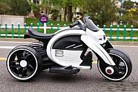 Детский мотоцикл «Bambi» M 4134A-1 Белый