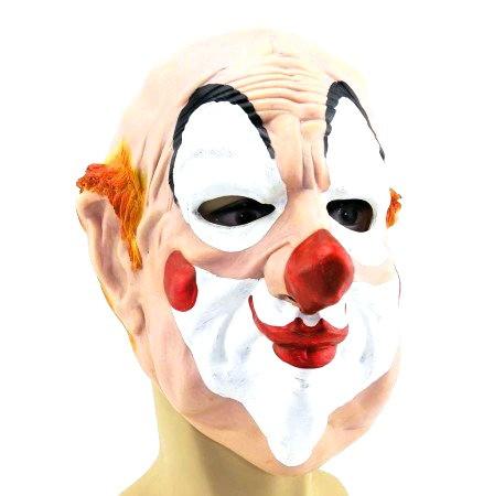 Маска Клоуна - гумова