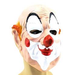 Маска Клоуна - резиновая