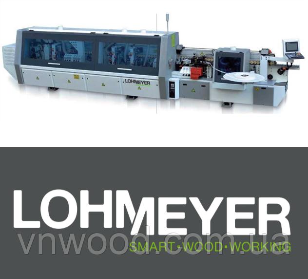 Крайкооблицювальний верстат KAM 780 - IQ Lohmeyer