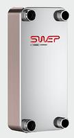 Пластинчатый паяный теплообменник Swep V120