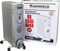 Масляний обігрівач Grunhelm GR-0920-(9)