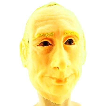 Маска Путіна гумова