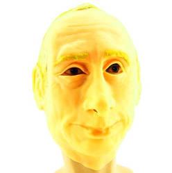 Маска Путина резиновая