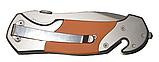 Нож спасателя TRUPER, стропорез, фото 4
