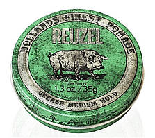 Помада для укладання волосся Reuzel green grease