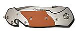 Нож спасателя TRUPER, стропорез, фото 5