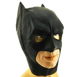 Маска Бэтмена - резиновая