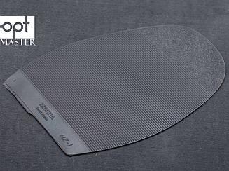 Подметка резиновая MAGNA (Китай), р.H3, цв. черный, т.2.2 мм