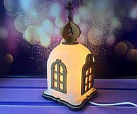 Соляной светильник Церковь 23*12*12 см, фото 1
