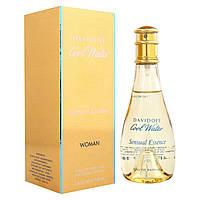 Женская парфюмированная вода Davidoff Cool Water Sensual Essence 100 ml (Кул Воте Сенсуаль )