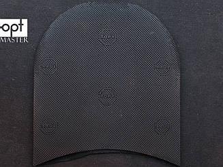 Набойка мужская ТОРY (ТОПИ), р. 72, цв. черный, т. 7.0 мм