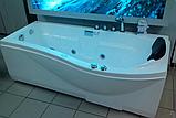 Гидромассажная ванна CRW CCW-1700-2R правосторонняя, 1700х880х570 мм, фото 3