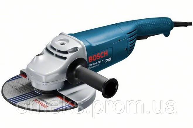 Угловая шлифмашина Bosch GWS 22-230 H ALC