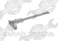Штангенциркуль механічний 200 мм Miol 15-225