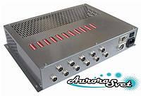 БУС-3-11-450MW блок управления светодиодными светильниками, кол-во драйверов - 11, мощность 450W., фото 1