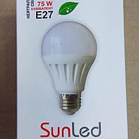 Светодиодная лампа Е27 9W 4100K Е27