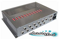 БУС-3-12-350MW блок управления трехцветными светодиодными светильниками, кол-во LED драйверов - 12,, фото 1