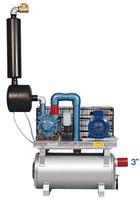 Вакуумная установка Interpuls GVP1500 б/у