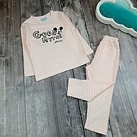 Детская пижама Микки  90, 100, фото 1