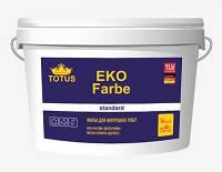 Краска для внутренних работ TOTUS Eco Farbe Standard