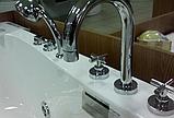 Гидромассажная ванна CRW CZI-24L левосторонняя, 1780х1300х670 мм, фото 4