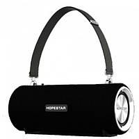 Портативная влагозащищенная Bluetooth колонка HopeStar H39 Black