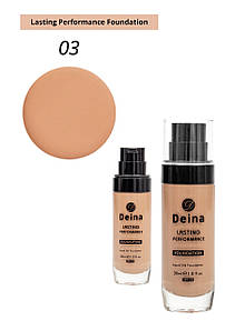 Тональный крем - Lasting Performance Foundation Deina