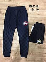 """Спортивные брюки для мальчиков """"Grace,"""" на рост  116-140 (Венгрия)"""