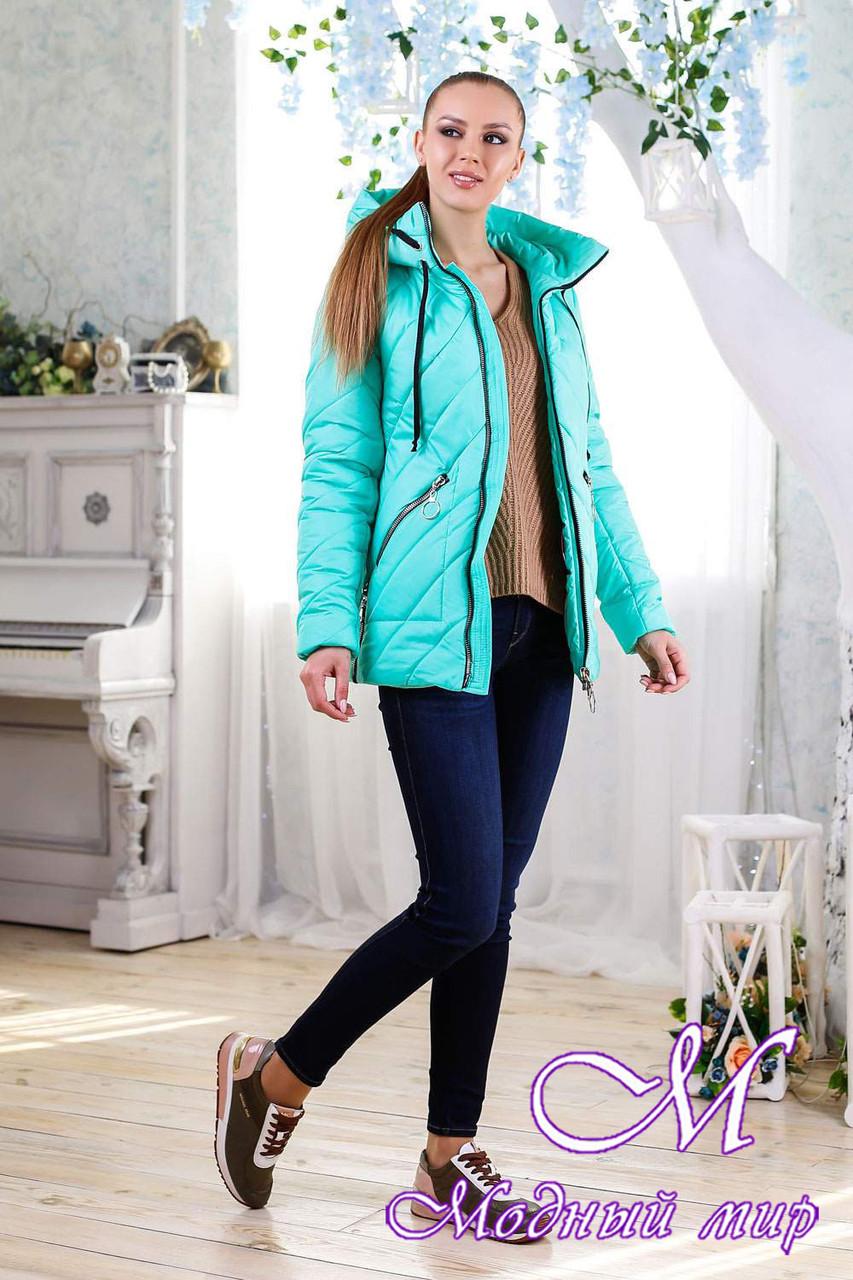 Женская куртка демисезонная (р. 44-58) арт. 1091 Тон 36