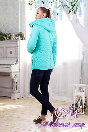 Женская куртка демисезонная (р. 44-58) арт. 1091 Тон 36, фото 2