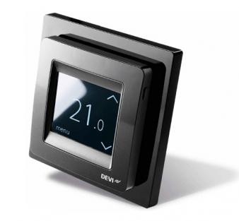 Терморегулятор для теплого пола DEVIreg™ Touch
