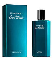 Мужская туалетная вода Davidoff Cool Water Men 75 ml (Давидофф Кул Вотэ)