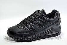 Кроссовки мужские в стиле Nike Air Max Skyline, Black, фото 3