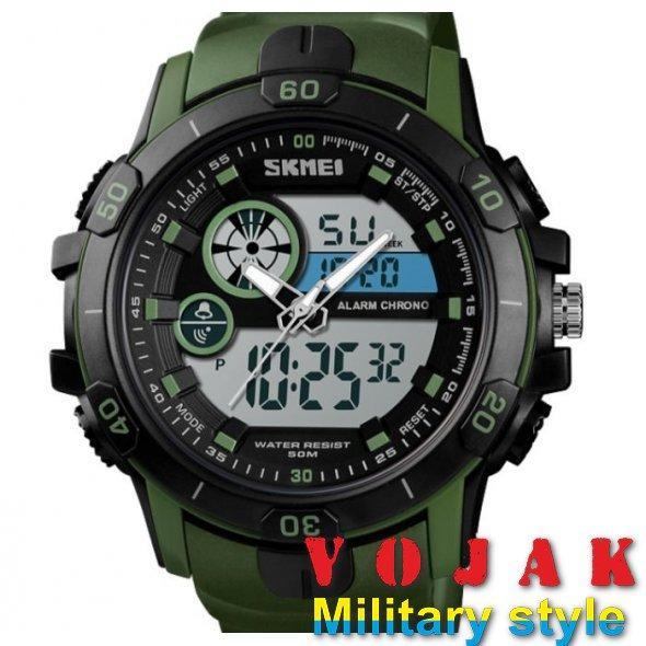 Часы Skmei Green