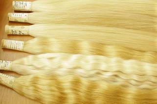 45 см славянские волосы в срезах