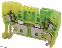 Клемма заземления пружинная YBK 2,5 T