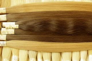50 см славянские волосы в срезах