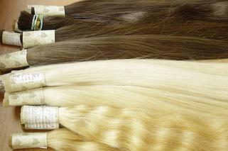 55 см славянские волосы в срезах