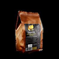 Чай черный цейлонский с нотками цитрусов крупнолистовой Curtis Ceylon Royal Blend 250 г