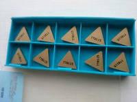 Пластина TРGN - 220408 ВК8(В35) трехгранная (01331) гладкая без отверстия