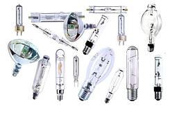 Лампы газоразрядные высокого давления ДРИ, ДРИЗ, HIT, CDM, HCI, MH, MHN, HPI, CMH