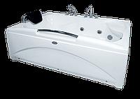 Гидромассажная ванна CRW CZI-25L левосторонняя, 1700х850х670 мм