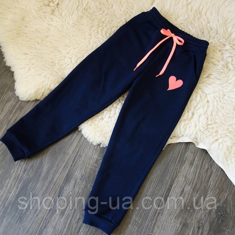 Детские спортивые штаны для девочки Five Stars HD0263-128p