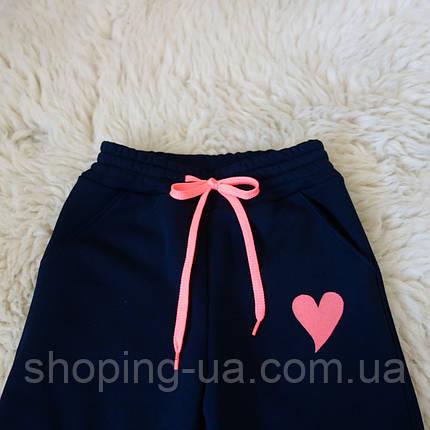 Детские спортивые штаны для девочки Five Stars HD0263-128p, фото 2